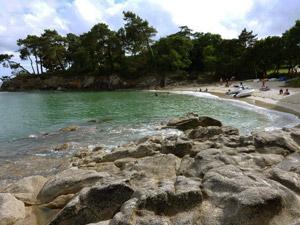 La belle plage de Bot Conan