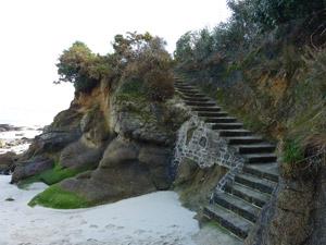 Ne plus descendre par l'escalier du sémaphore ?