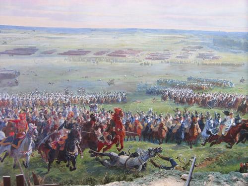 La bataille de Kerelo ? non, celle de Waterloo !