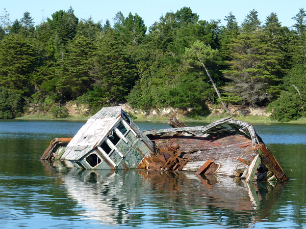 Il fallait bien mettre un beau bateau dans ce chapitre : alors pourquoi pas celui-ci, visible à Bénodet !