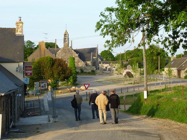 A la découverte du village de Trémargat le dimanche
