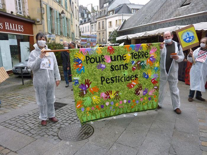 Pour une Terre sans pesticides !